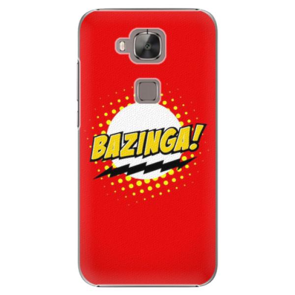Plastové pouzdro iSaprio - Bazinga 01 - Huawei Ascend G8
