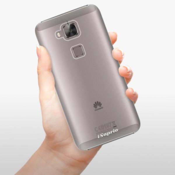 Plastové pouzdro iSaprio - 4Pure - mléčný bez potisku - Huawei Ascend G8