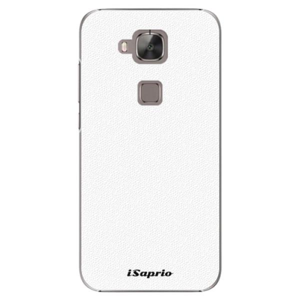 Plastové pouzdro iSaprio - 4Pure - bílý - Huawei Ascend G8