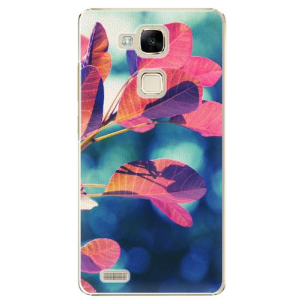 Plastové pouzdro iSaprio - Autumn 01 - Huawei Mate7