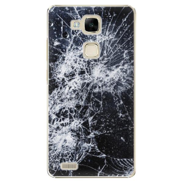 Plastové pouzdro iSaprio - Cracked - Huawei Mate7