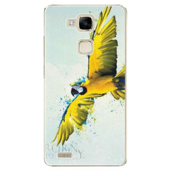 Plastové pouzdro iSaprio - Born to Fly - Huawei Mate7