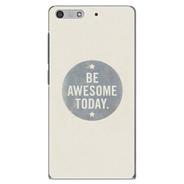 Plastové pouzdro iSaprio - Awesome 02 - Huawei Ascend P7 Mini