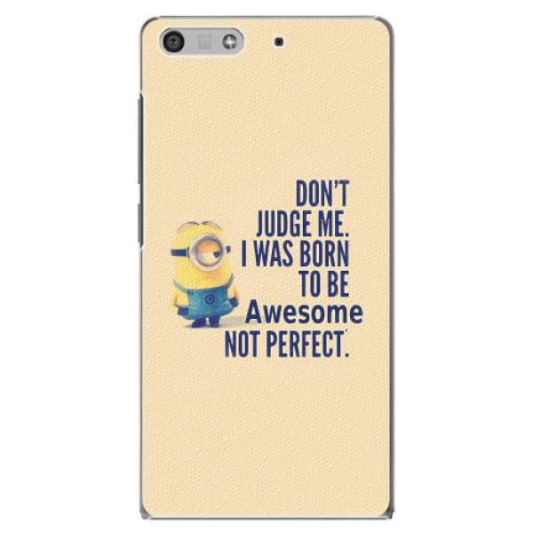 Plastové pouzdro iSaprio - Be Awesome - Huawei Ascend P7 Mini