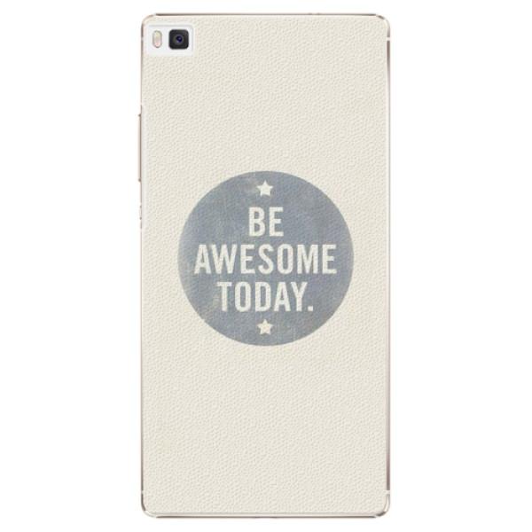 Plastové pouzdro iSaprio - Awesome 02 - Huawei Ascend P8
