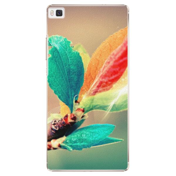 Plastové pouzdro iSaprio - Autumn 02 - Huawei Ascend P8