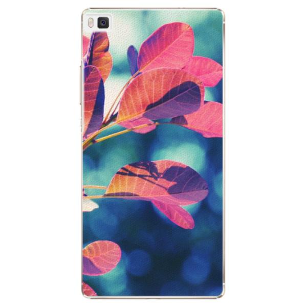 Plastové pouzdro iSaprio - Autumn 01 - Huawei Ascend P8