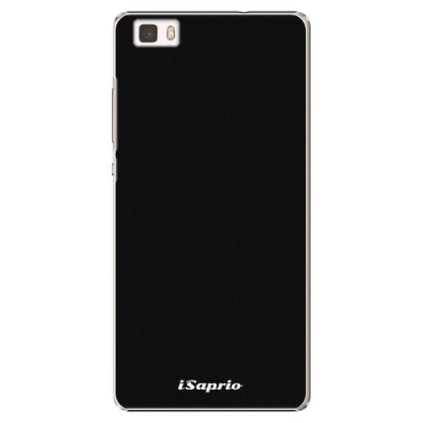 Plastové pouzdro iSaprio - 4Pure - černý - Huawei Ascend P8 Lite