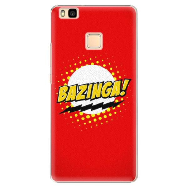 Plastové pouzdro iSaprio - Bazinga 01 - Huawei Ascend P9 Lite