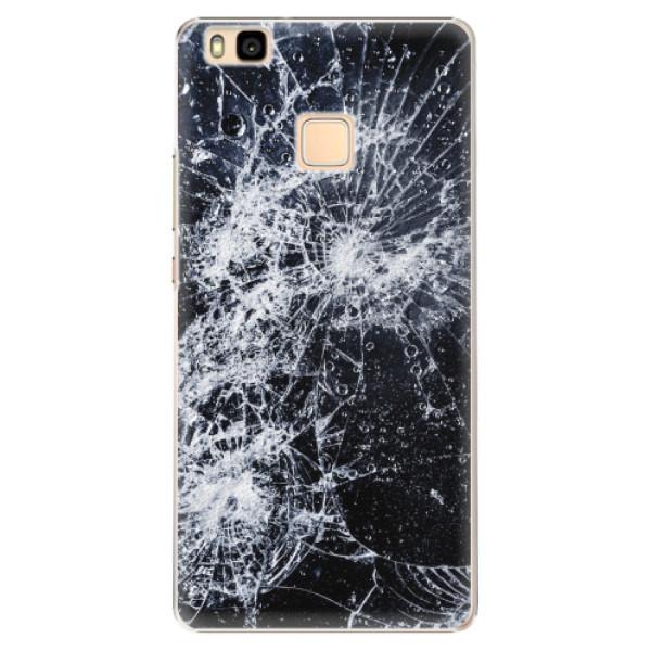 Plastové pouzdro iSaprio - Cracked - Huawei Ascend P9 Lite