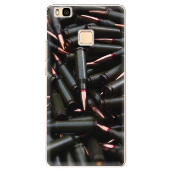 Plastové pouzdro iSaprio - Black Bullet - Huawei Ascend P9 Lite
