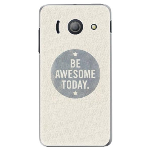 Plastové pouzdro iSaprio - Awesome 02 - Huawei Ascend Y300