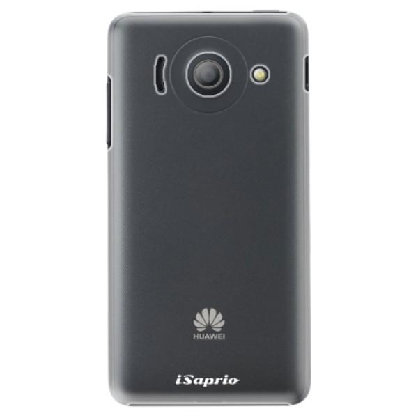 Plastové pouzdro iSaprio - 4Pure - mléčný bez potisku - Huawei Ascend Y300