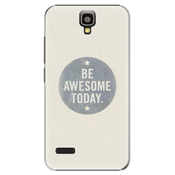 Plastové pouzdro iSaprio - Awesome 02 - Huawei Ascend Y5
