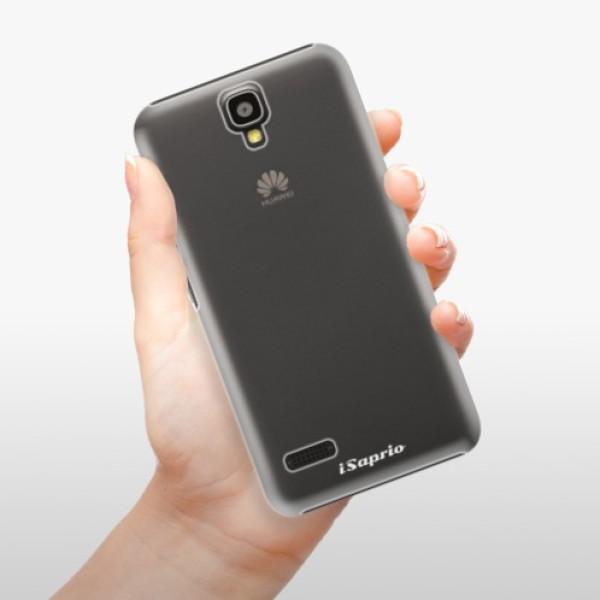 Plastové pouzdro iSaprio - 4Pure - mléčný bez potisku - Huawei Ascend Y5
