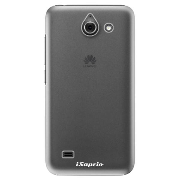 Plastové pouzdro iSaprio - 4Pure - mléčný bez potisku - Huawei Ascend Y550