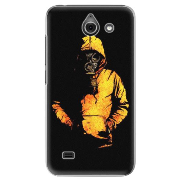 Plastové pouzdro iSaprio - Chemical - Huawei Ascend Y550