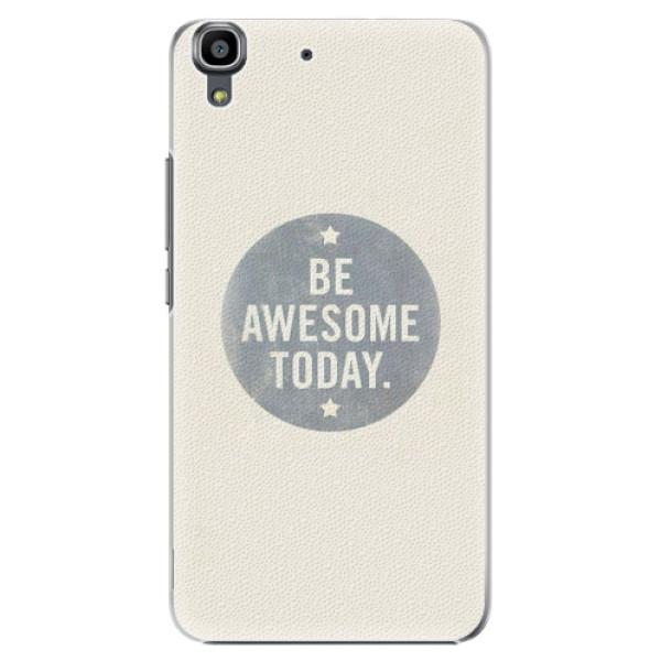 Plastové pouzdro iSaprio - Awesome 02 - Huawei Ascend Y6