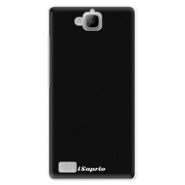 Plastové pouzdro iSaprio - 4Pure - černý - Huawei Honor 3C