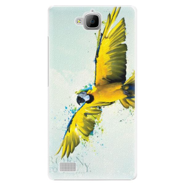 Plastové pouzdro iSaprio - Born to Fly - Huawei Honor 3C