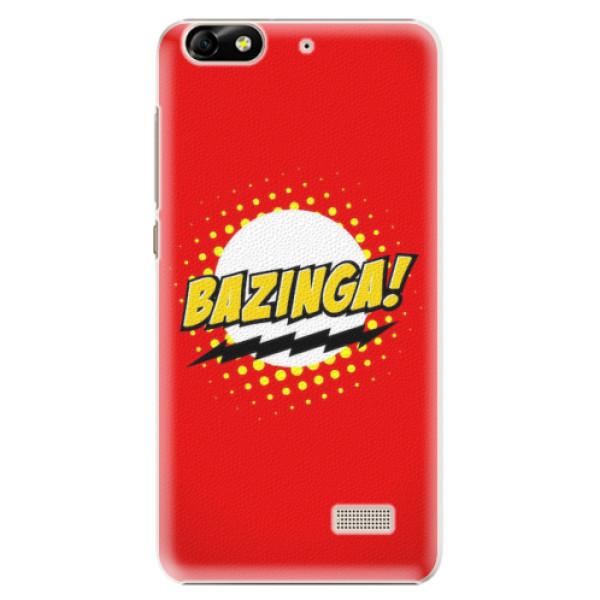 Plastové pouzdro iSaprio - Bazinga 01 - Huawei Honor 4C