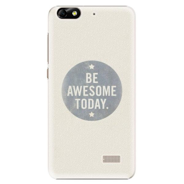 Plastové pouzdro iSaprio - Awesome 02 - Huawei Honor 4C