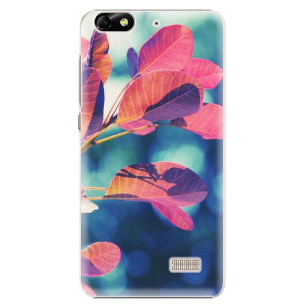 Plastové pouzdro iSaprio - Autumn 01 - Huawei Honor 4C