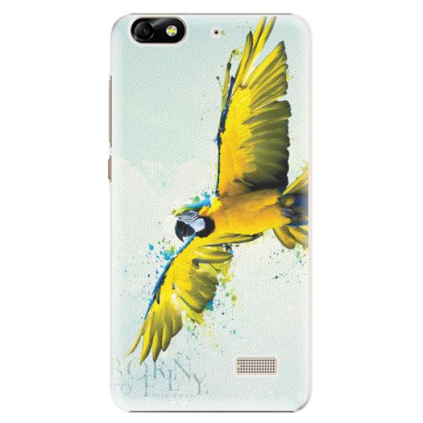 Plastové pouzdro iSaprio - Born to Fly - Huawei Honor 4C