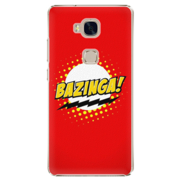 Plastové pouzdro iSaprio - Bazinga 01 - Huawei Honor 5X