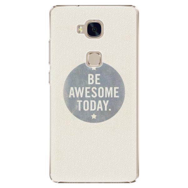 Plastové pouzdro iSaprio - Awesome 02 - Huawei Honor 5X