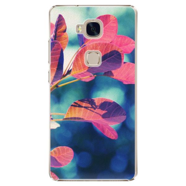Plastové pouzdro iSaprio - Autumn 01 - Huawei Honor 5X