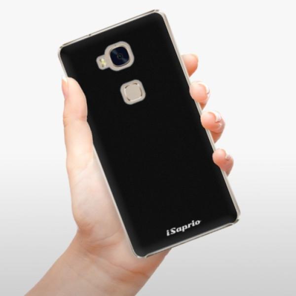 Plastové pouzdro iSaprio - 4Pure - černý - Huawei Honor 5X