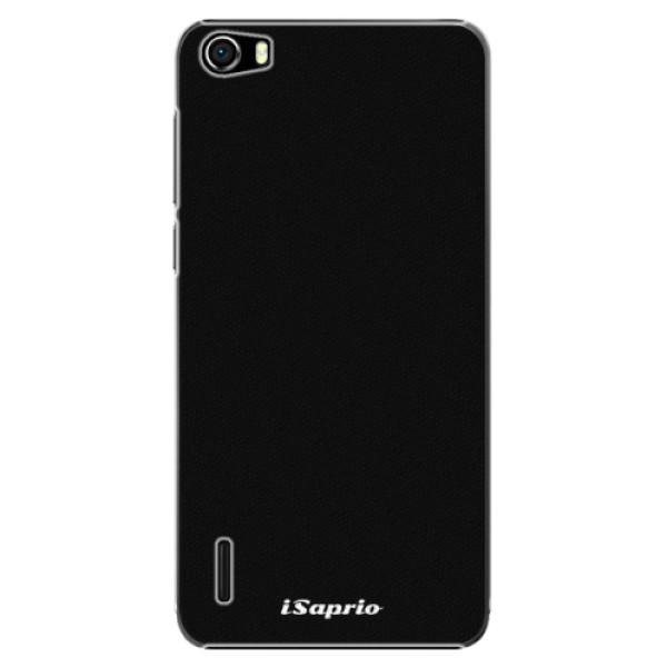 Plastové pouzdro iSaprio - 4Pure - černý - Huawei Honor 6