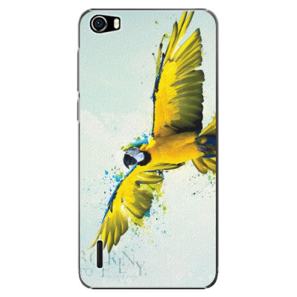 Plastové pouzdro iSaprio - Born to Fly - Huawei Honor 6