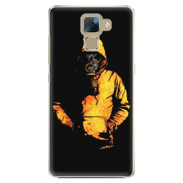Plastové pouzdro iSaprio - Chemical - Huawei Honor 7