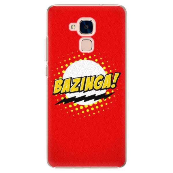 Plastové pouzdro iSaprio - Bazinga 01 - Huawei Honor 7 Lite