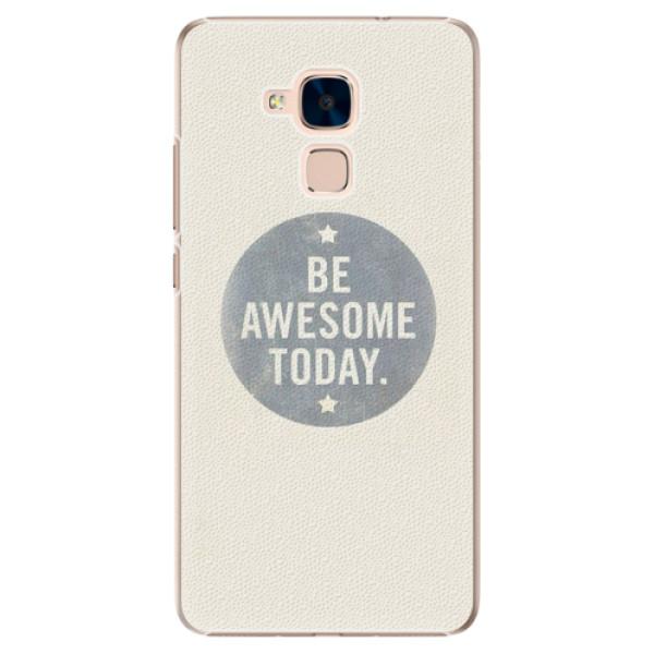 Plastové pouzdro iSaprio - Awesome 02 - Huawei Honor 7 Lite
