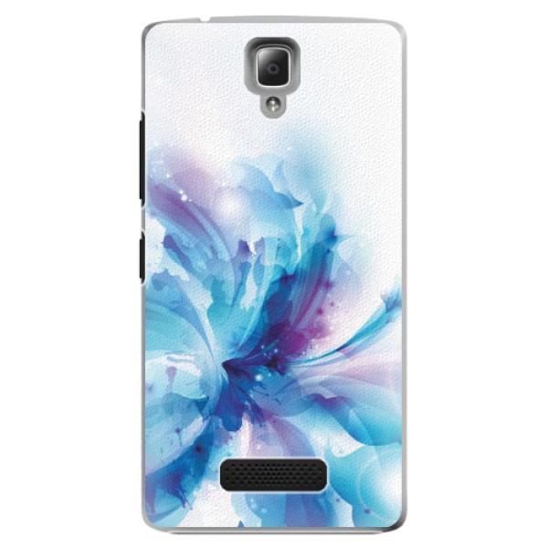 Plastové pouzdro iSaprio - Abstract Flower - Lenovo A2010