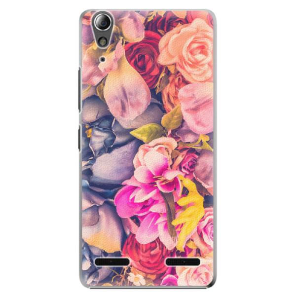 Plastové pouzdro iSaprio - Beauty Flowers - Lenovo A6000 / K3