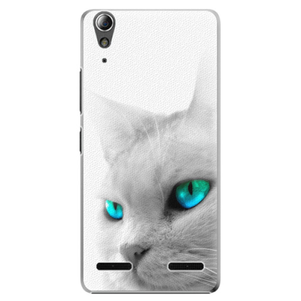 Plastové pouzdro iSaprio - Cats Eyes - Lenovo A6000 / K3