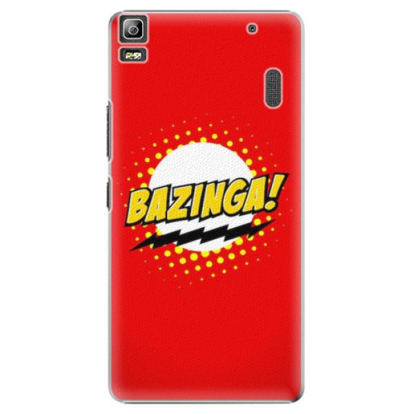 Plastové pouzdro iSaprio - Bazinga 01 - Lenovo A7000