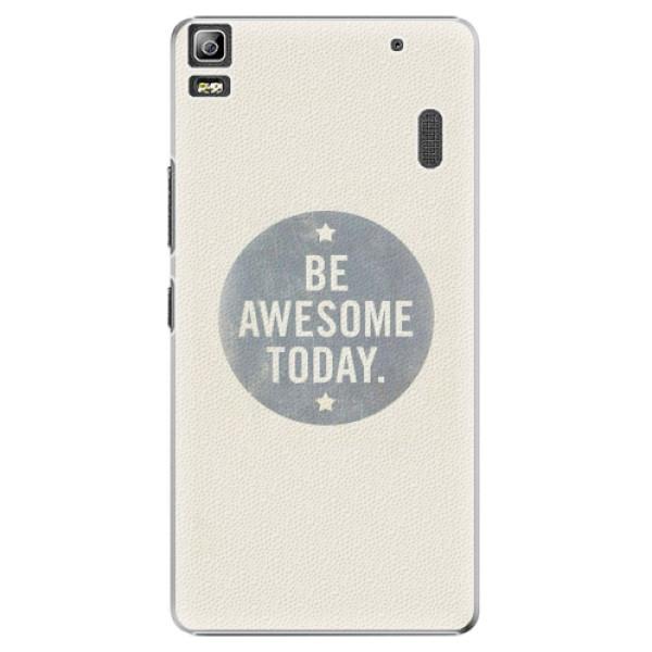 Plastové pouzdro iSaprio - Awesome 02 - Lenovo A7000