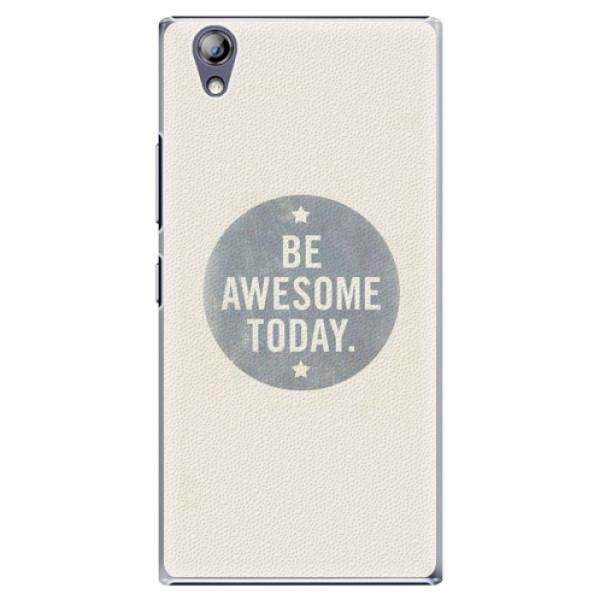 Plastové pouzdro iSaprio - Awesome 02 - Lenovo P70