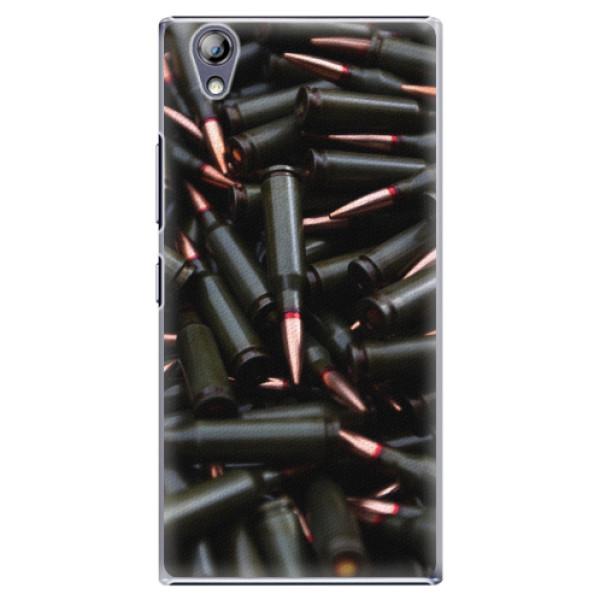 Plastové pouzdro iSaprio - Black Bullet - Lenovo P70