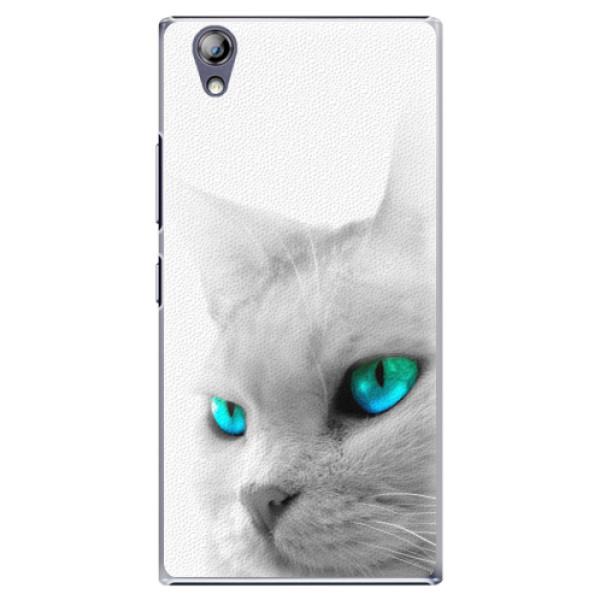 Plastové pouzdro iSaprio - Cats Eyes - Lenovo P70