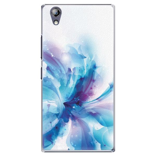 Plastové pouzdro iSaprio - Abstract Flower - Lenovo P70