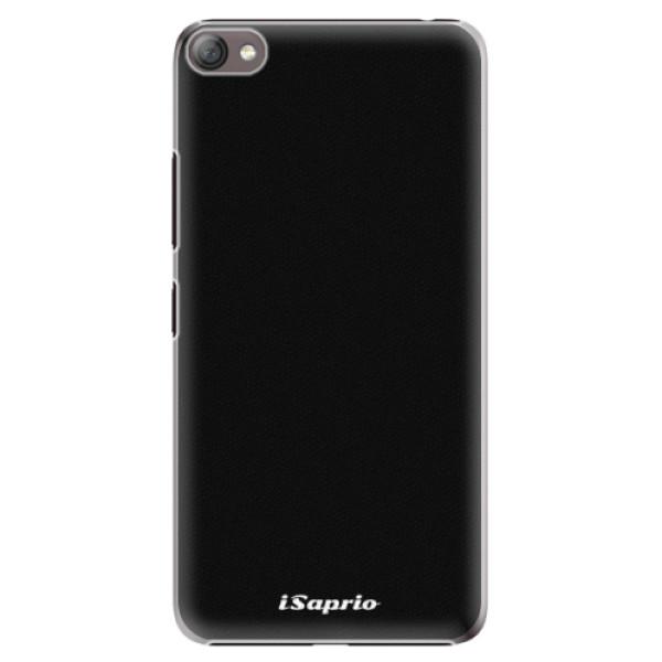 Plastové pouzdro iSaprio - 4Pure - černý - Lenovo S60