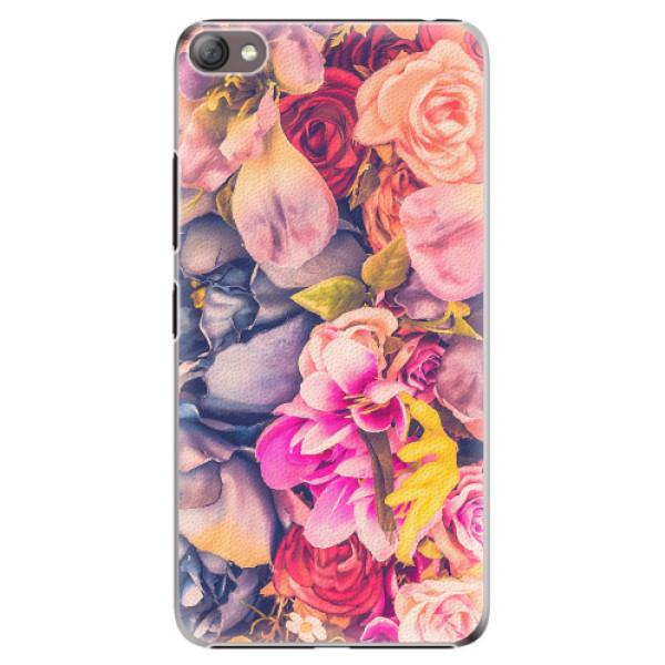 Plastové pouzdro iSaprio - Beauty Flowers - Lenovo S60