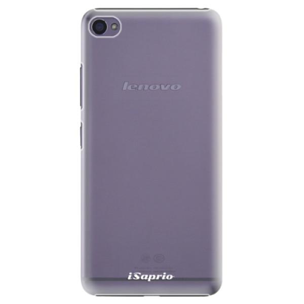Plastové pouzdro iSaprio - 4Pure - mléčný bez potisku - Lenovo S90