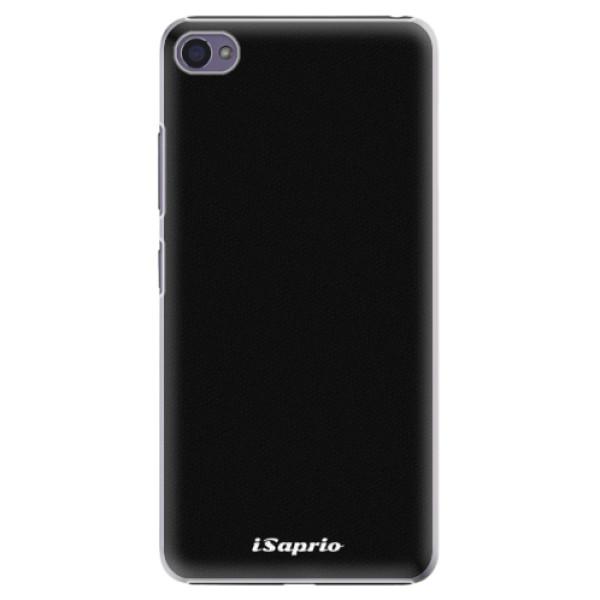 Plastové pouzdro iSaprio - 4Pure - černý - Lenovo S90